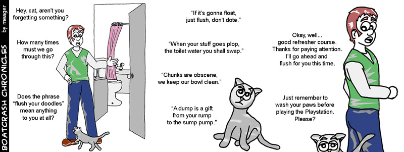 Kitty Flush Blues