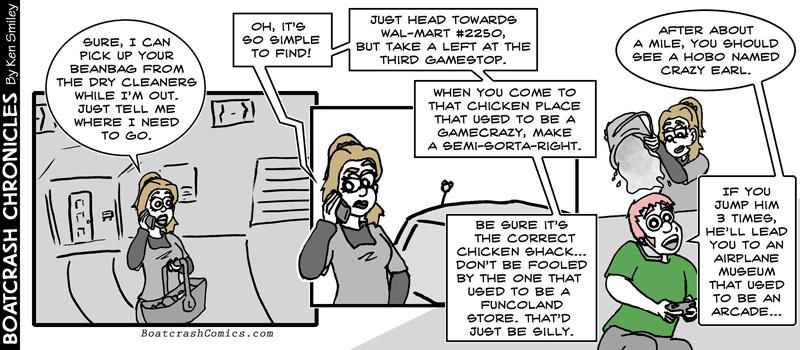 Hubby GPS